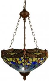 5296 8842 Hanglamp Tiffany Ø42cm  Waterjuffer