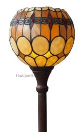 5316 Vloerlamp Staandelamp Tiffany H184 Ø27cm Victoria