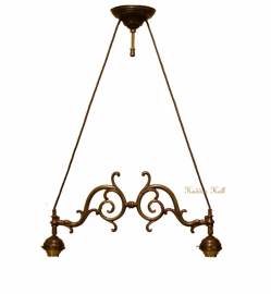 KLAS Ophanging B55cm voor 2 kappen