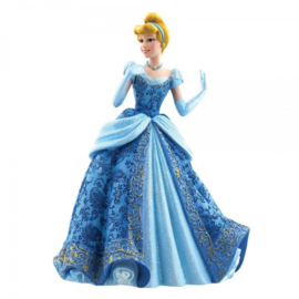 CINDERELLA Figurine H 21,5cm Showcase Haute Couture Disney 4058288