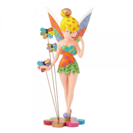 Tinker Bell on Flower H23cm Disney by Britto 4058182