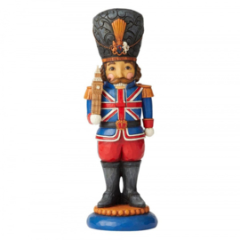 "British Nutcracker ""London's Legend"" H25cm Jim Shore 6004241"