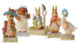 Beatrix Potter by Jim Shore - Set van 5 beelden