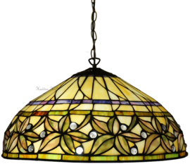 T046M Hanglamp Tiffany Ø40cm Ashtead