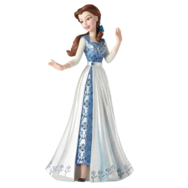 BELLE figurine H20cm Showcase Haute Couture Disney 4055793
