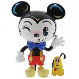 Mickey Mouse H18cm Vinyl Miss Mindy A29728