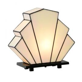 7875 Tafellamp Tiffany H28cm French Art Deco
