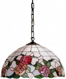 9281 Hanglamp Tiffany Ø40cm Alba