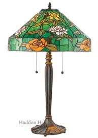 74121 Tafellamp Tiffany H60cm Ø40cm Agapantha