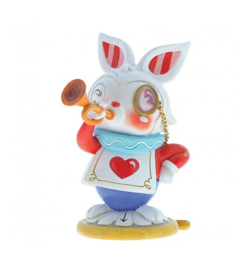 White Rabbit figurine H10cm Disney by Miss Mindy 6001037