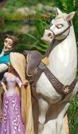 """RAPUNZEL """"Live Your Dream"""" H 21cm Jim Shore 4059736 Disney Traditions"""