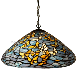 7859 Hanglamp Tiffany Ø50cm Fly Away