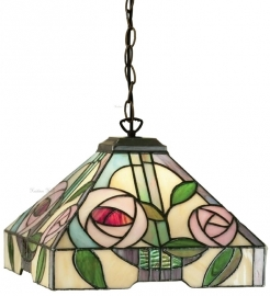 "TG106S 97 Hanglamp Mackintosh 25x25cm ""Willow"""