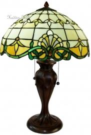 5815 Tafellamp Tiffany H58cm Ø40cm Hylton