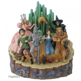 Wizard of OZ  Carved by Heart - Jim Shore 6005078