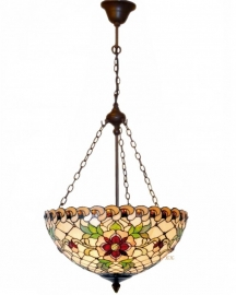 5845 8842 Hanglamp Tiffany Ø40cm Santana
