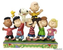Peanuts Gang Celebration H20cm Jim Shore 6006932