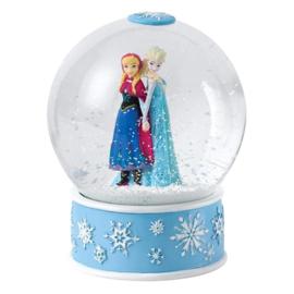 "Frozen Anna & Elsa ""Sisterly Bond"" H14cm Waterbal"