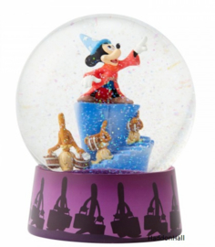 Mickey Fantasia Waterbal H12cm Disney Showcase 6004109