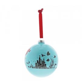 Ariel Bauble Ø10cm Set van 3 Kerstballen A29681