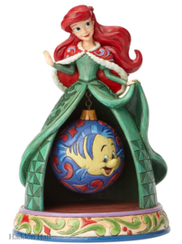 "ARIEL & FLOUNDER ""Tidings of Wonder"" H20cm Jim Shore 4057943"