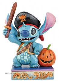 Stitch Pirate H15,5cm - Jim Shore 6008987