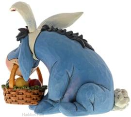 """Eeyore """"Easter Bunny"""" H14cm Jim Shore 6001284"""