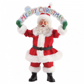 Merry Christmas! H30cm Possible Dreams 6003853