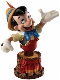 PINOCCHIO bust H15,5cm Grand Jester Studios Disney 4038502