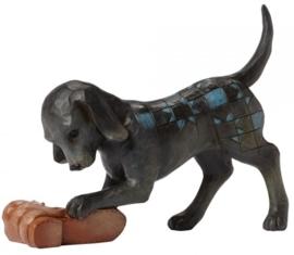 """Buster"" Dog H11cm Jim Shore 4045272"