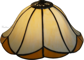 167 Kap Tiffany Ø30cm Charme