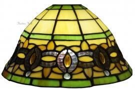 "5803 Kap Tiffany Ø25cm ""Olive"""