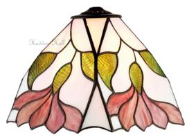 TS07M Kap Tiffany 25x25cm Botanica