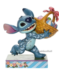 Stitch Bizarre Bunny H14,5cm JIm Shore 6008075 Easter Pasen