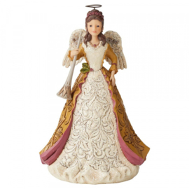 Victorian Angel - Be Joyful and Triumphant H24cm Jim Shore 6004182
