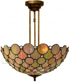 "5799 203 Plafonniere Hanglamp Tiffany Ø51cm ""Pearl"""