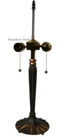 5950  Voet voor Tafellamp H60cm 2xE27
