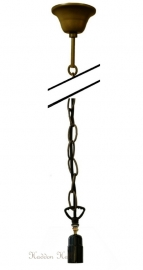 97 Ophanging voor hanglamp 1 x E27