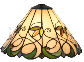 "T095S Kap Tiffany Ø30cm ""Jamelia"""