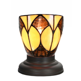 8118 Tafellamp Uplight H12cm Ø12cm Parabola