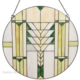 6035 Voorzetraam Ø61cm Frank Lloyd Wright
