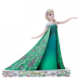 Frozen ELSA  Celebration Of Spring H 20cm Jim Shore 4050881