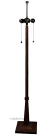 7884 Voet voor vloerlamp H159cm - Bruin