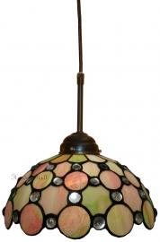 "5797 345 Hanglamp Tiffany Ø25cm ""Pearl"""