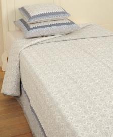 Q069 Clayre & Eef Bedsprei 180 x 260 cm Quilt Patchwork
