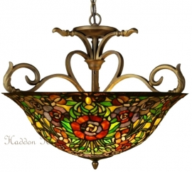 5752-H55 Hanglamp Tiffany Ø56cm