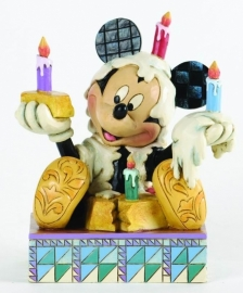 """MICKEY """"Here`s to You!"""" H13cm Jim Shore nr.  4033281"""