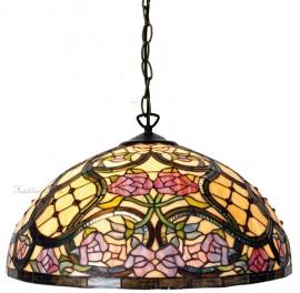 9962  Hanglamp Tiffany Ø50cm Grandiflora