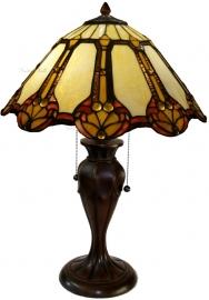 5765 Tafellamp Tiffany H58cm Ø45cm