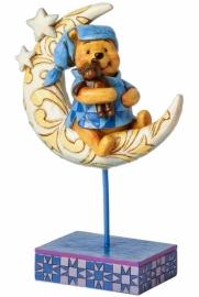 WINNIE THE POOH  Bedtime Bear  H20cm Jim Shore 4038499